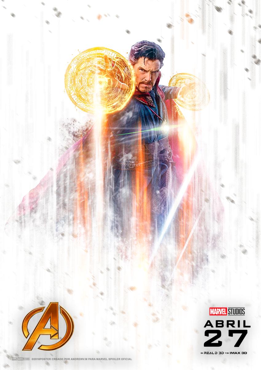Infinity War Hd >> Marvel Spoiler Oficial
