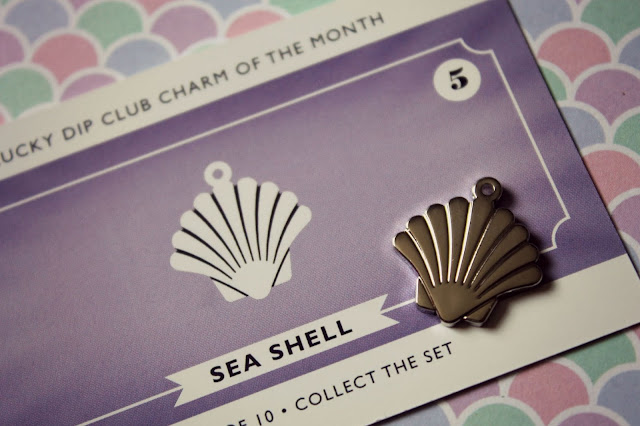 lucky dip charm of the month club