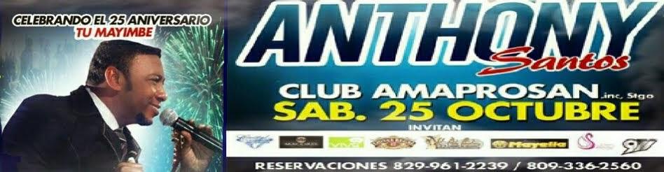 Anthony Santos AMAPROSAN