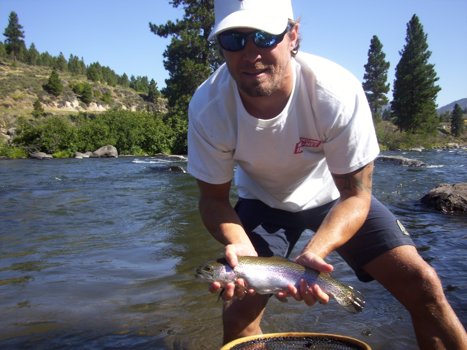 Northern Sierra Fly Fishing Truckee River Fishing Report