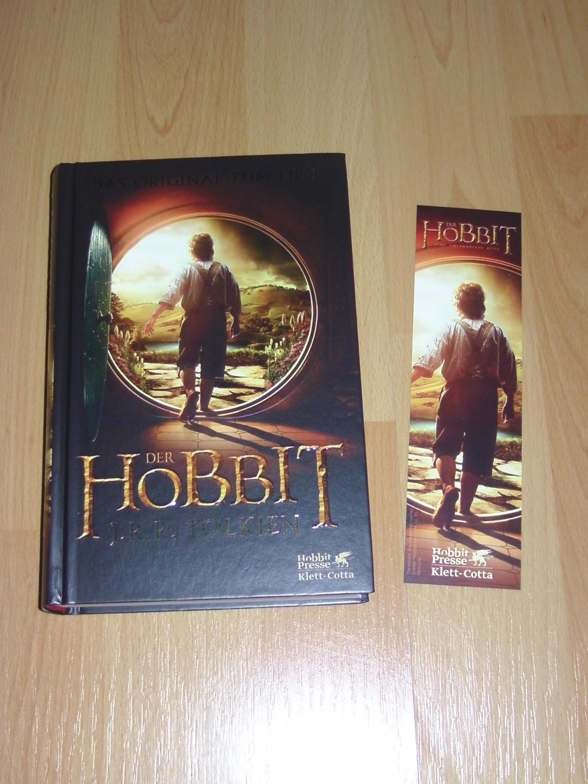 http://www.amazon.de/Hobbit-oder-zur%C3%BCck-Original-Film/dp/3608939776/ref=sr_1_2?s=books&ie=UTF8&qid=1426421437&sr=1-2&keywords=der+hobbit+buch