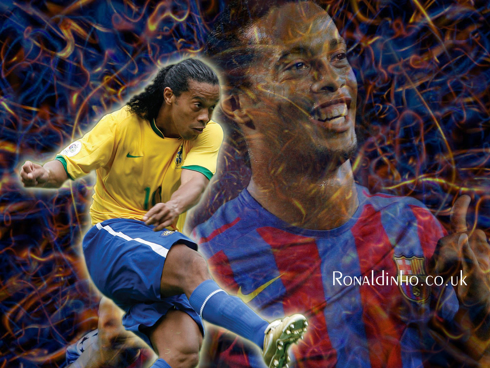 Kings Kisinen Ronaldinho Hd Wallpapers 2012