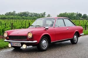 Fiat 124 Sport Coupe AC, 1969