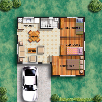 Savannah glen iloilo within savannah iloilo by camella homes of vista land erecre group realty - Single floor housessquare meters ...