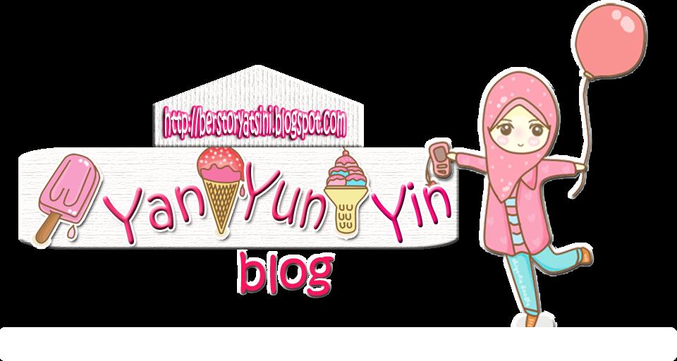 ♥ Yan Yun Yin Blog ♥
