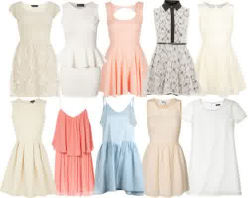 High School Graduation Dress Ideas