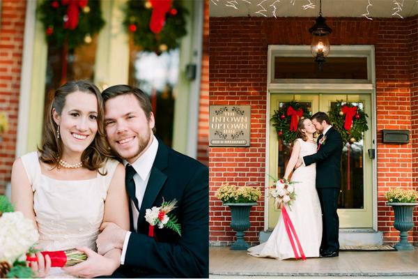 RBH Designer Concepts Christmas Wedding Inspirations