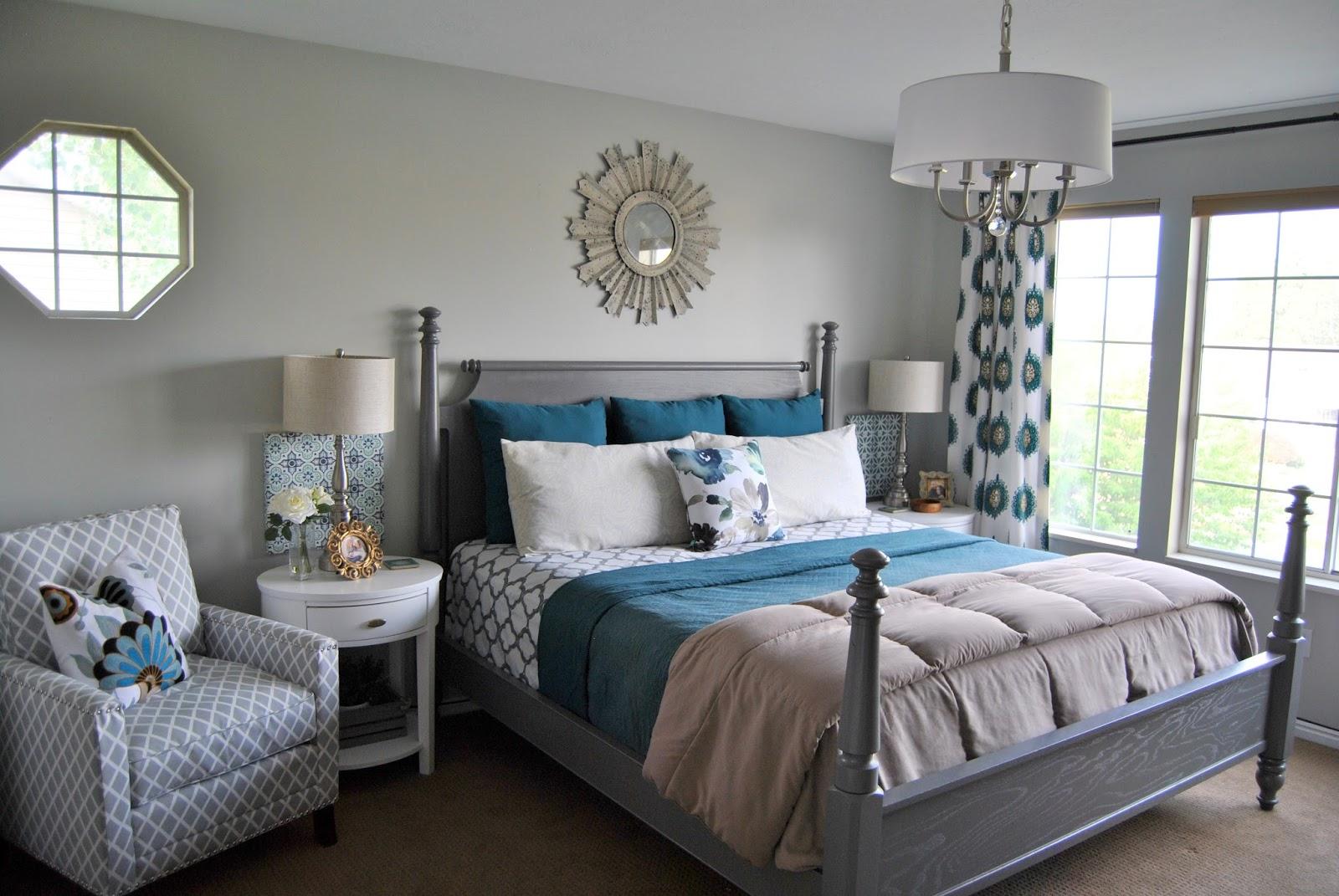 Studio 7 Interior Design: Room Reveal: Master Bedroom