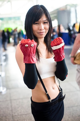 wondercon cosplay girls 20 Gadis Cosplay Hot Di WonderCon