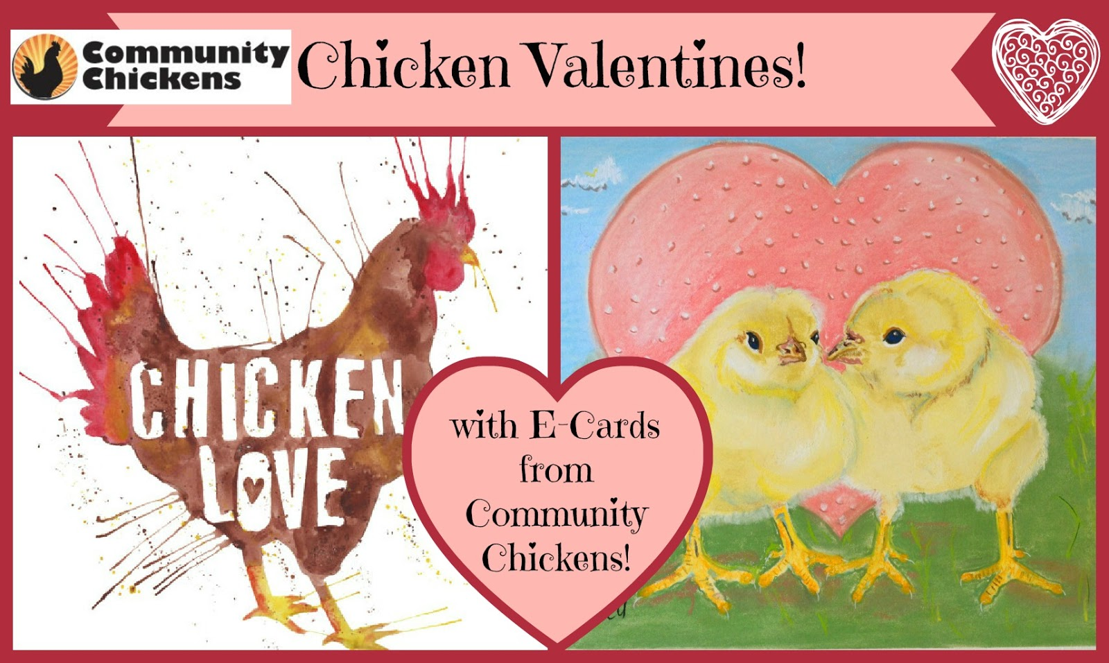 Chicken theme e cards community chickens to purchase prints visit kristyandbryce Gallery