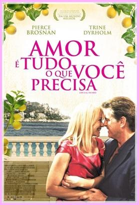 Filme Amor é tudo o que você precisa