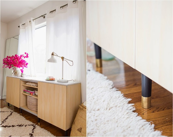 Idea genial para personalizar los muebles de ikea - Personalizar muebles ikea ...