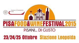 Aspettando Pisa Food&Wine 2015