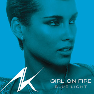 Alicia Keys - Girl On Fire Bluelight Version
