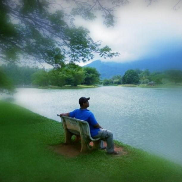 Dari Papan Kekunci Aku Taman Tasik Taiping Klian Pauh Taiping Bandar Warisan