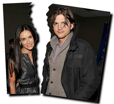 Ashton Kutcher and Demi Moore to split after 6 years of marriage