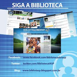 Conheça as Redes Sociais da Biblioteca do IASP/UNASP - HT