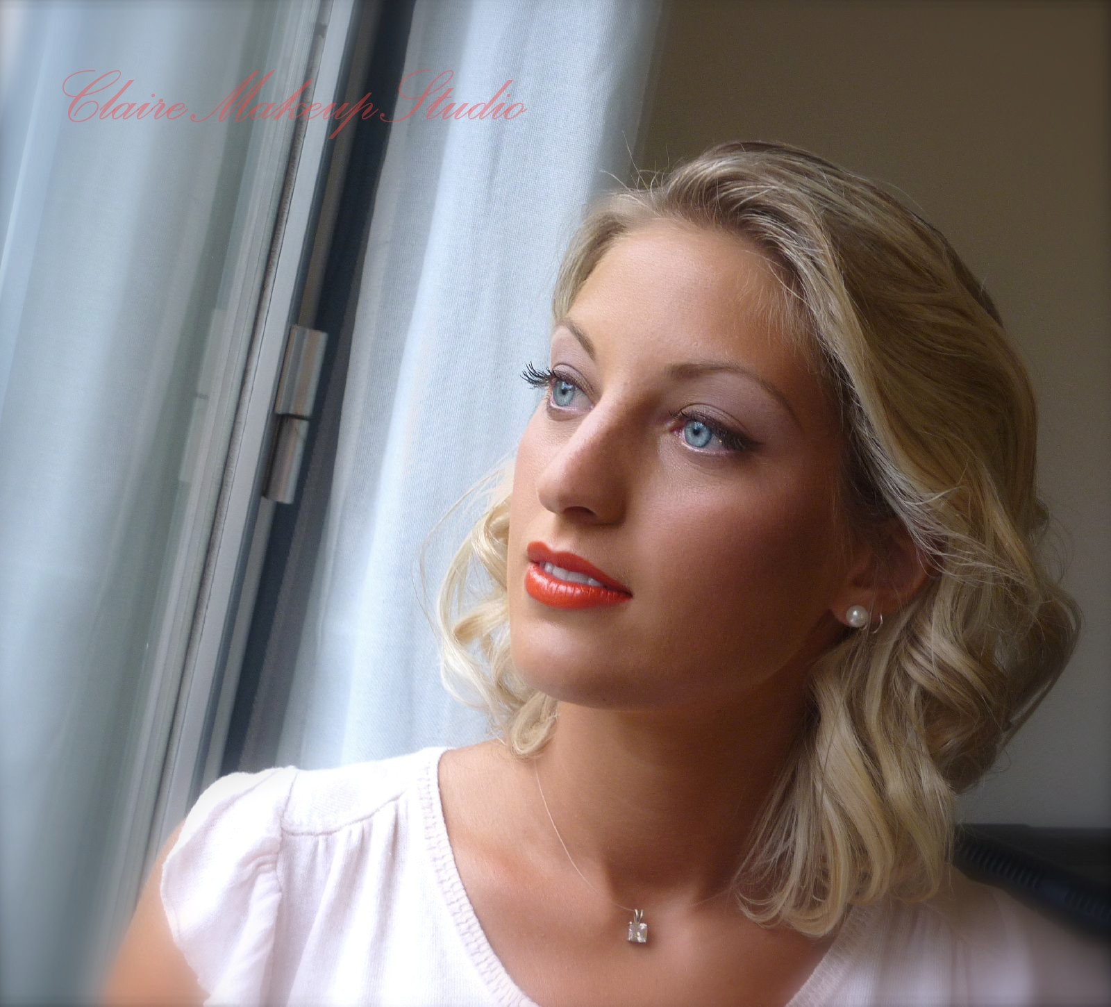 Clairemakeupstudio beauty icon grace kelly inspired make up here is the tutorial for it baditri Images