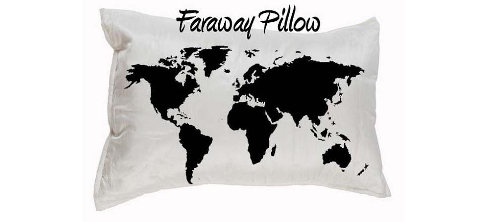 Faraway Pillow