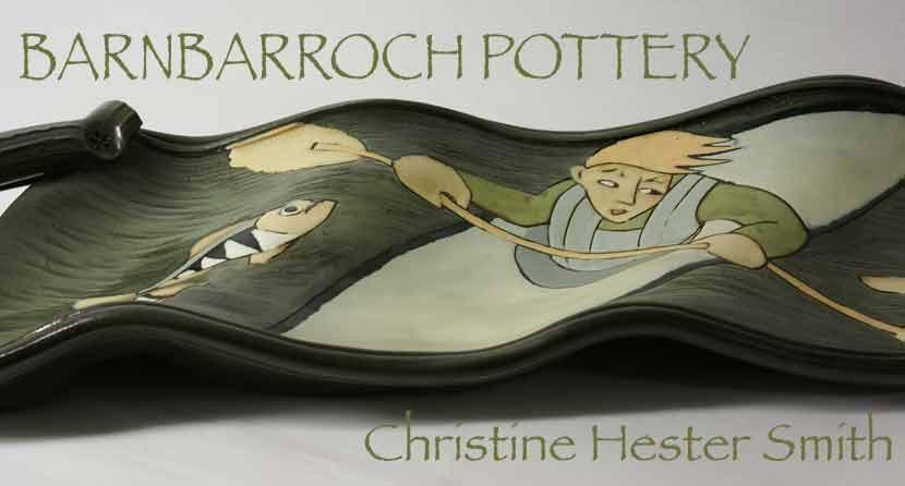 Barnbarroch Pottery