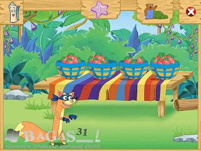 Dora the Explorer : Swipers Big Adventure 3