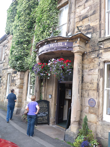 Old Hall Hotel Buxton, Derbyshire