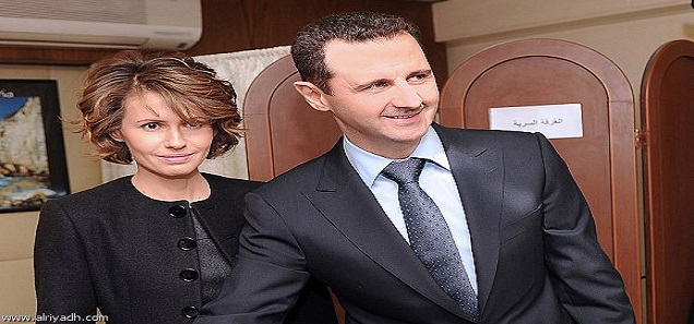 زوجة الاسد تستغيث لحماية ما لا يخطر على بال أحد من داعش