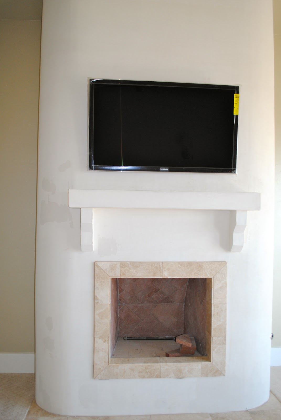 stucco fireplaces. Stucco Fireplace Trinity Classic Homes