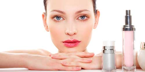 cosmeticos cuidado piel mujer