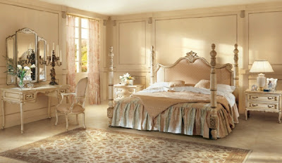 decoración dormitorio matrimonial elegante