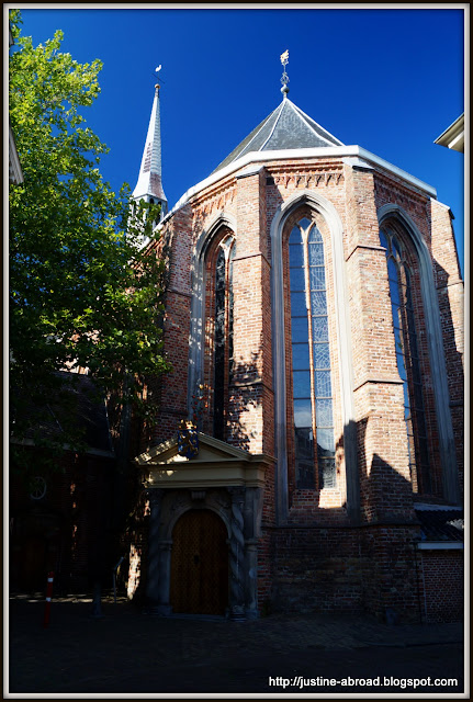 leeuwarden, holland, church