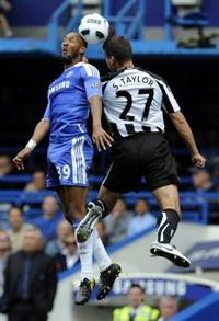Hasil Chelsea vs Newcastle