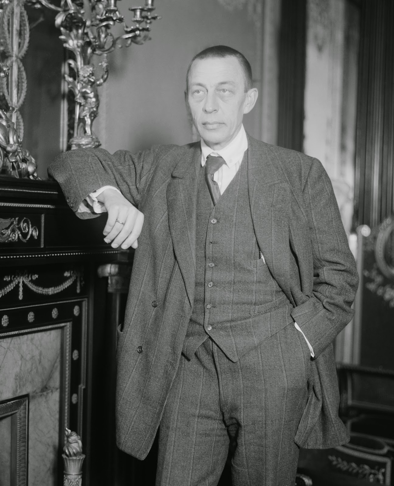 The 15 Greatest Classical Composers Of All Time - Sergei Rachmaninov (1873-1943)