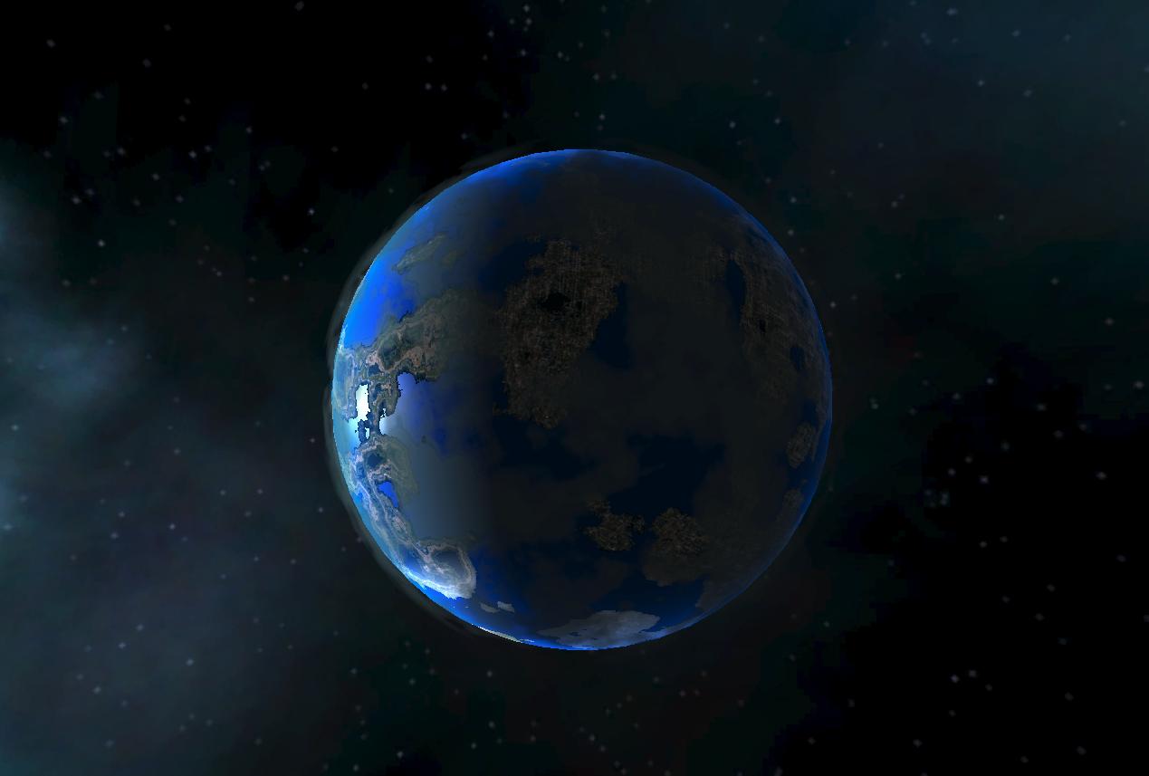 beatiful planets - photo #4