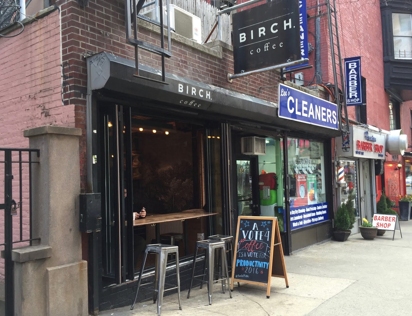 Birch Coffee Upper East Side