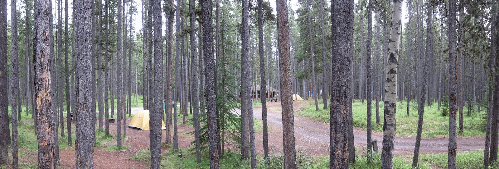 Camper Umo's Campground Reviews: Review: Two Jack Lake ...