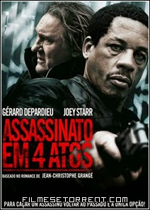 Assassinato em 4 Atos Torrent Dual Audio