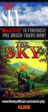 """Majestic"" nuevo album de The Sky"