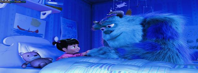 Monster inc es una pelicula creada por disney pixar y en este 2013