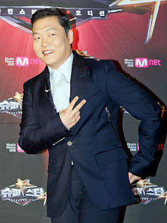 Lirik Lagu PSY - Gangnam Style
