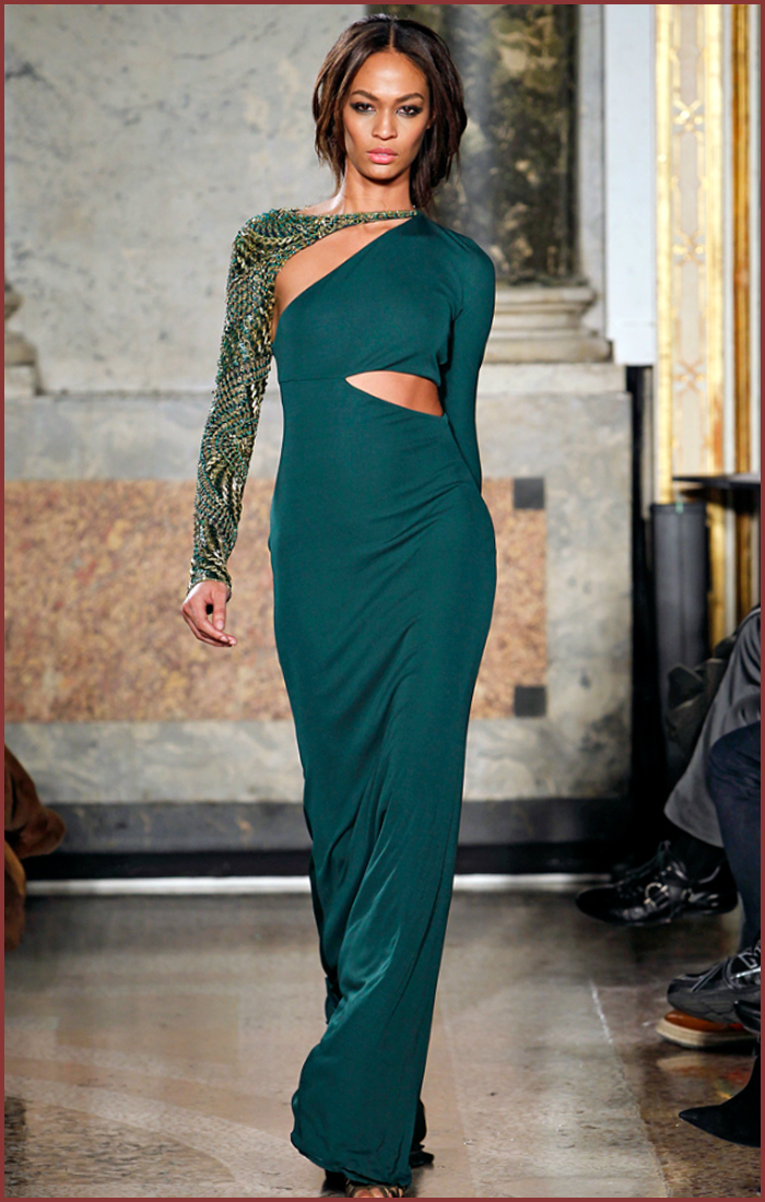 The Faj: Green Pucci