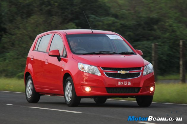 Chevrolet Sail U-VA - Upcoming Car On Diwali