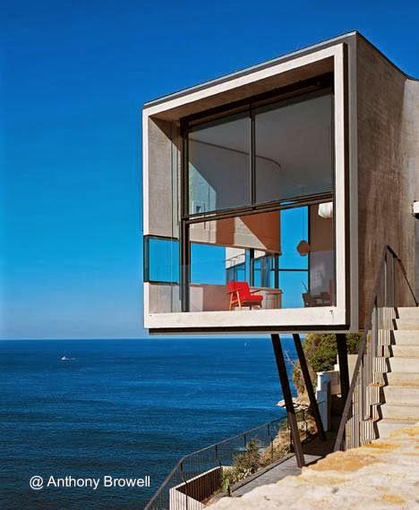 Casa de playa vanguardista en Australia