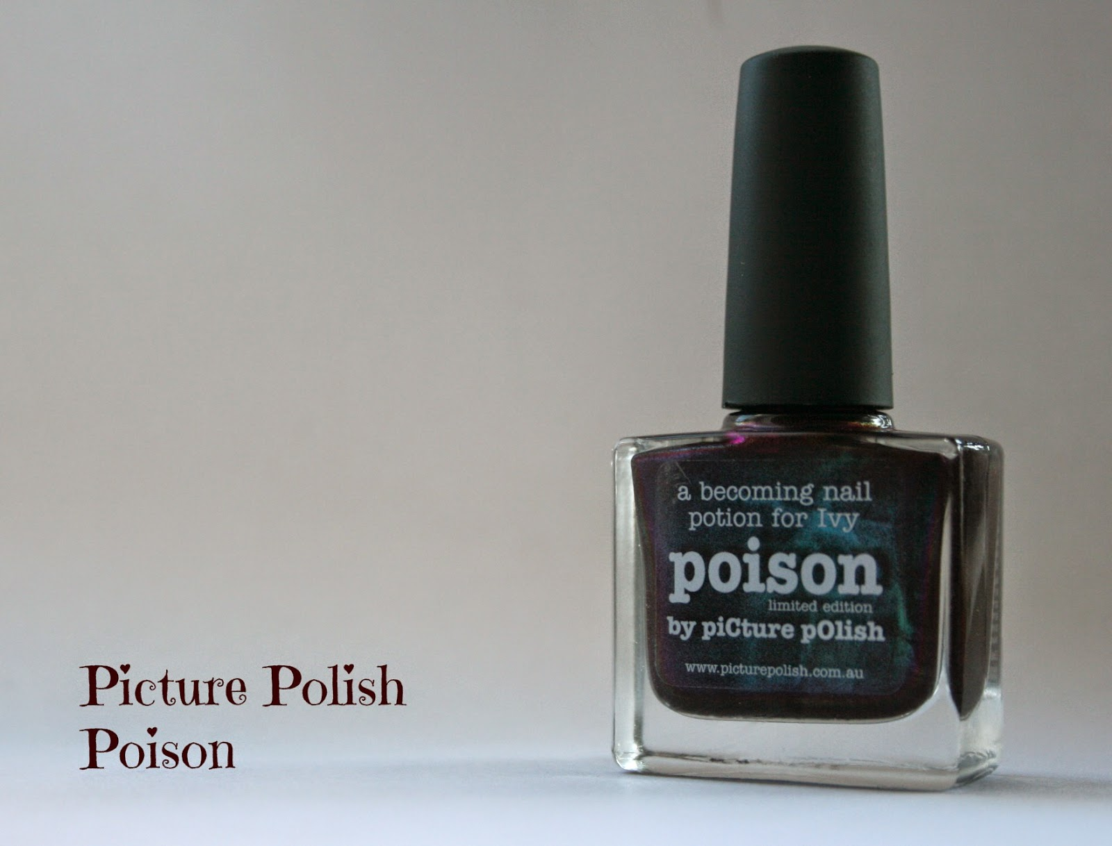 Picture Polish Poison