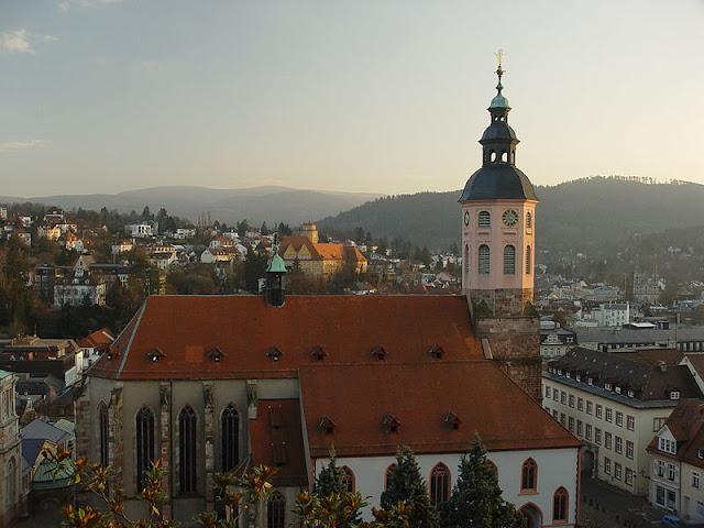 Baden-Baden, na Floresta Negra