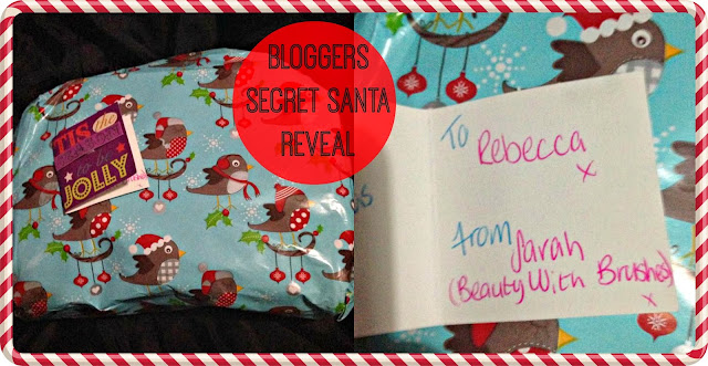 Beauty Bloggers Ireland Secret Santa