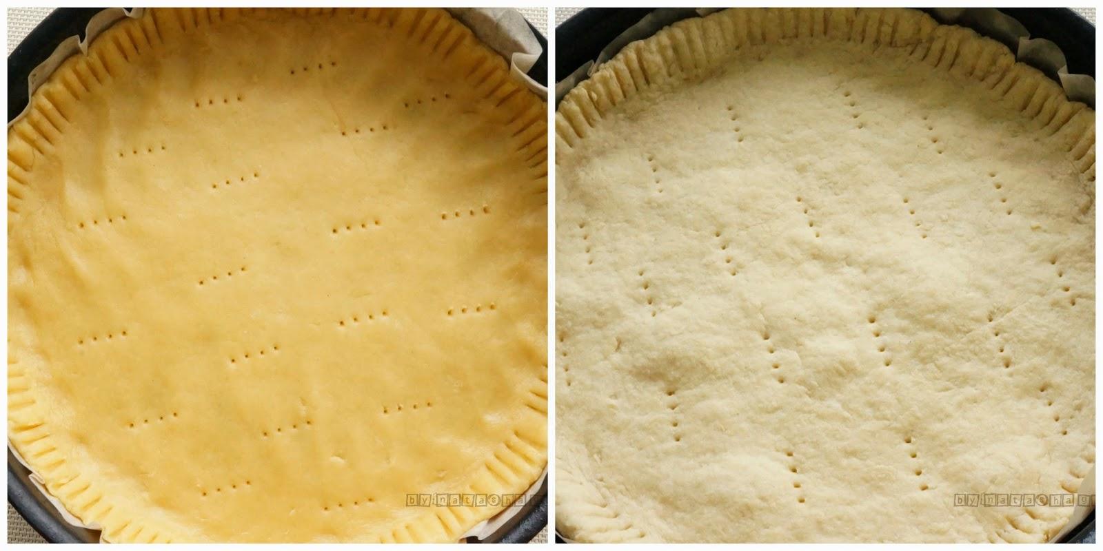 Тесто для пирога киш рецепт с