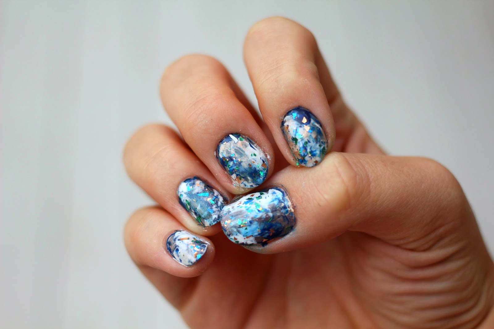 Sally Hansen, The royals collection by Sally Hansen, marble nails, review, nail polishes, nail art, Family jewel nail polish, Blue blood nail polish, Mind your manors nail polish,