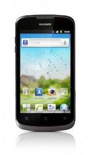 Huawei Ascend G 300, Huawei Smartphones