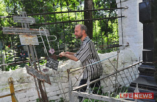 Pria Rusia Koleksi 26 Mayat Wanita Yang Didandani Layaknya Boneka [ www.BlogApaAja.com ]